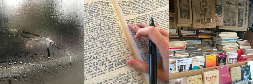 ecrivain, ecriture, inspiration, devenirquionest