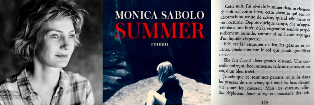 Lecture Summer Sabolo ecriture inspiration