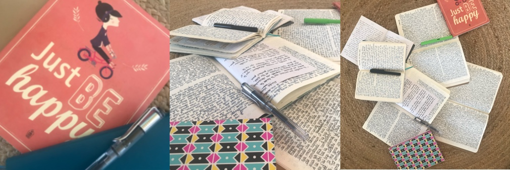 Journal ecriture soi